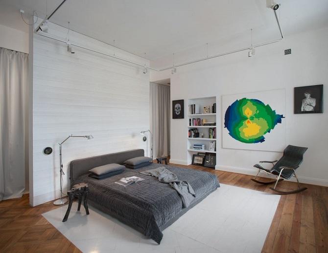 apartament w zabytkowej kamienicy