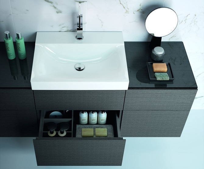 Urządzanie łazienki, umywalki