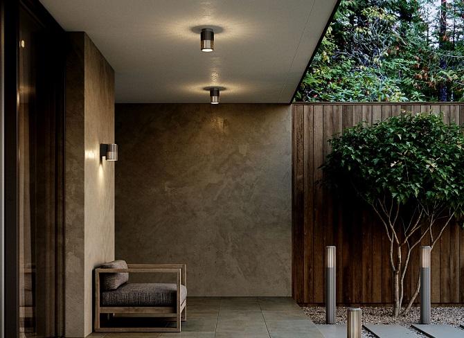 oświetlenie do ogrodu i na balkon