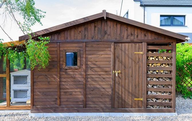 domki, samochodowe wiaty z drewna, carporty
