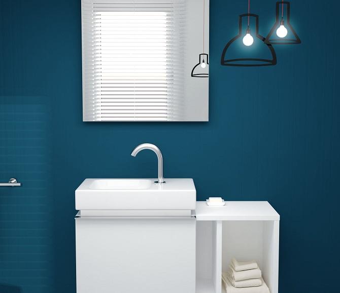 aranżacja łazienki, ekologia