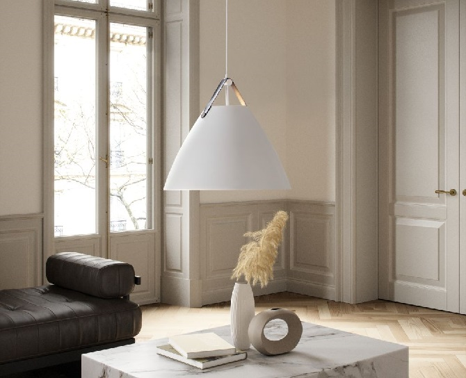 Lampy wiszące, stołowe i podłogowe