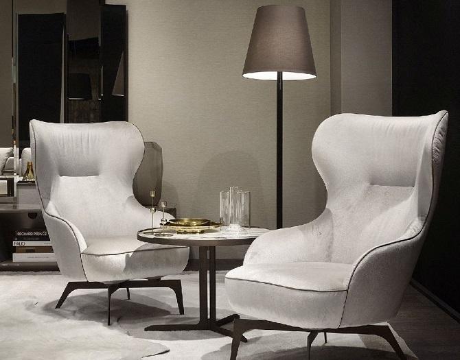 fotele uszaki