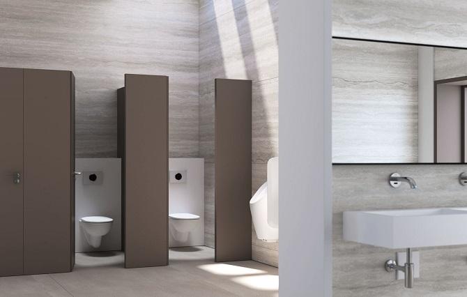 Międzynarodowy design w Geberit