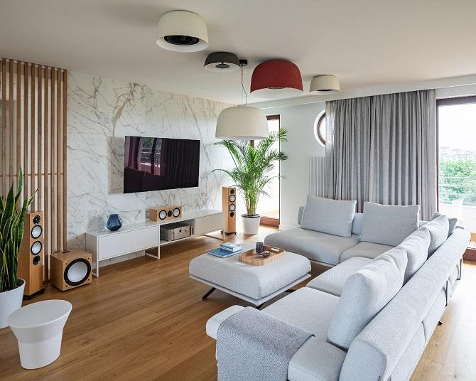 nagłośnienie w mieszkaniu, akustyka