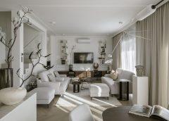 Wyzwanie: własne mieszkanie czyli stylowy dom projektantki wnętrz
