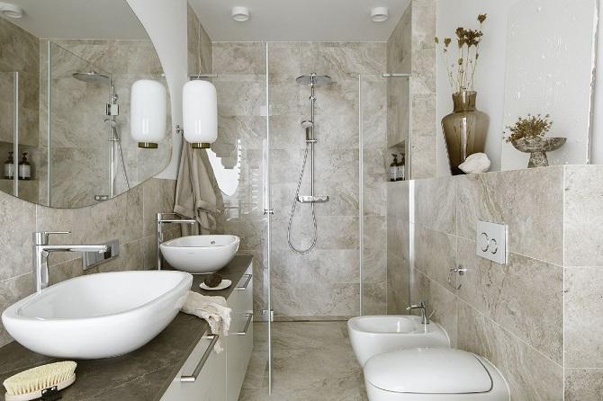 łazienka, aranżacja wnętrz