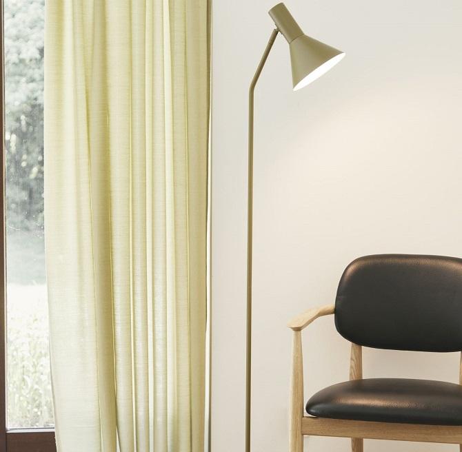 Lampy podłogowe, oświetlenie w domu
